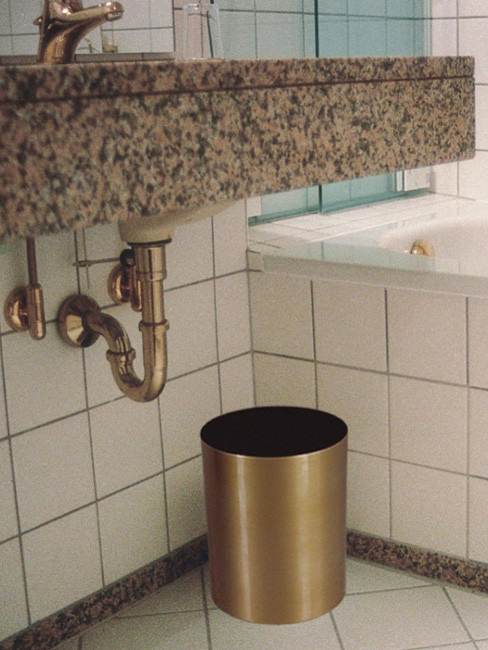 SNH-300 in 200x250 mm in brass antique brushed