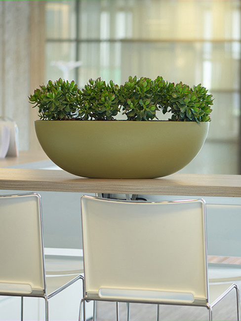 OROM Table Planter Polystyrene