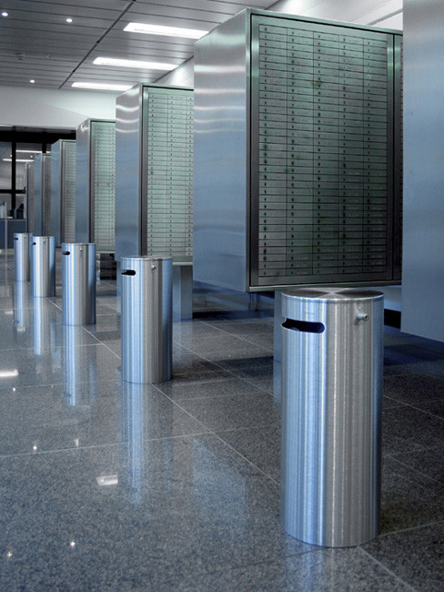 SN-108 Security Litter Bins