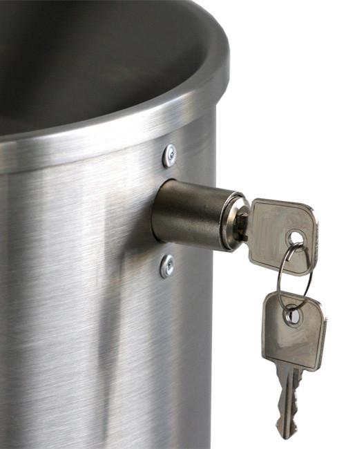 Druckschloss für Standaschereinsatz des SN-105 und 115