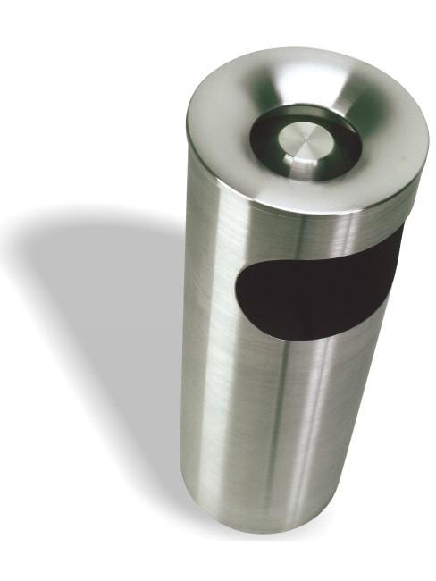 SN-100 Smoker Stand and Litter Bin Combination